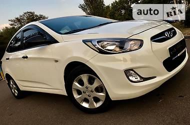 Hyundai Accent MAXIMAL 2013