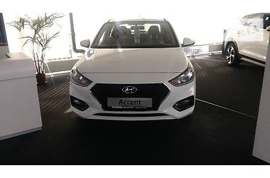 Hyundai Accent 1.4 Comfort AT 2017