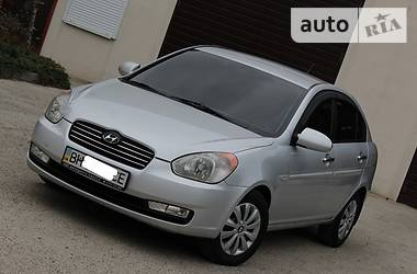 Hyundai Accent KOREYA 2009