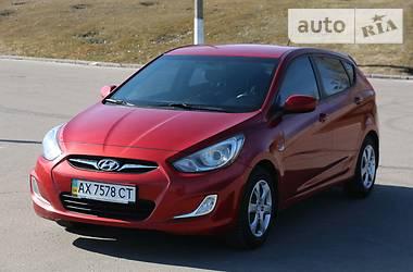 Hyundai Accent 1.4 MT 2012
