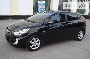 Hyundai Accent 1.6i 2013