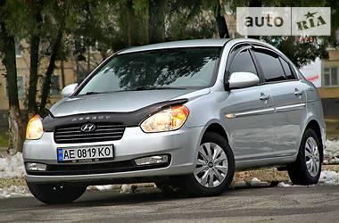 Hyundai Accent Maximal 1.6 2008