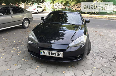 Hyundai Coupe fx 2008