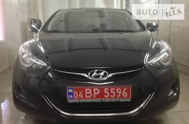 Hyundai Elantra 1.6i 2013