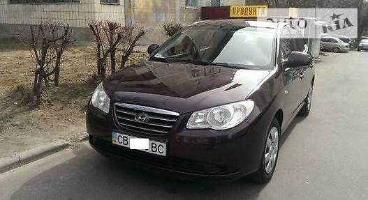 Hyundai Elantra 2009 року