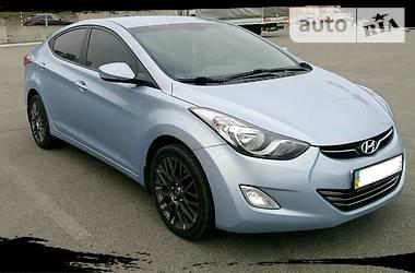 Hyundai Elantra MD 2011