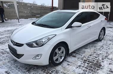 Hyundai Elantra MD Premium 2013