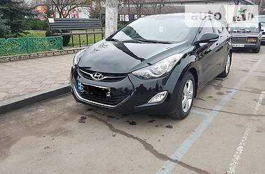 Hyundai Elantra 1.6i 2012