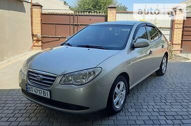 Hyundai Elantra Gaz 2007