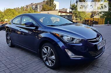 Hyundai Elantra Sport Limited 2014