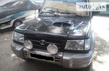 Hyundai Galloper 2.5 TD 2000