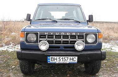Hyundai Galloper D 1993