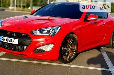 Hyundai Genesis Coupe 2.0T 2012