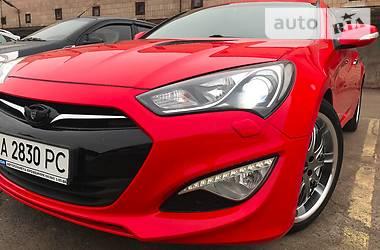 Hyundai Genesis 2.0 турбо 2013