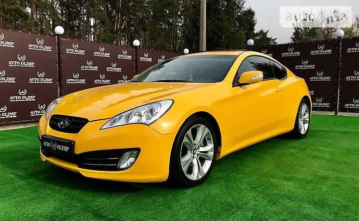 Hyundai Genesis 2011 года