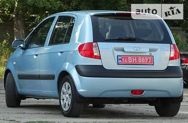 Hyundai Getz 1.4  2008
