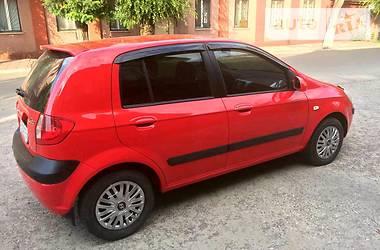 Hyundai Getz 1.4  2007