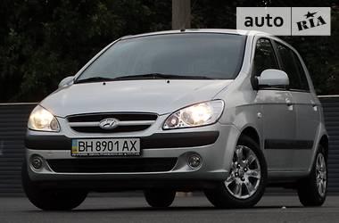 Hyundai Getz 1.4.AVTOMAT 2007