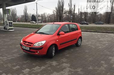 Hyundai Getz АТ 2007