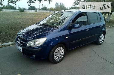 Hyundai Getz AVTOMAT 2006