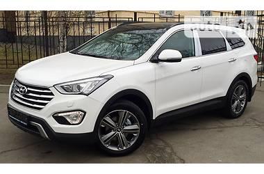 Hyundai Grand Santa Fe  2016