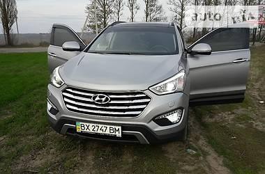Hyundai Grand Santa Fe FUL PANORAMA EUROPA 2014