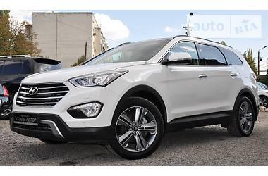 Hyundai Grand Santa Fe 2.2CRDI VIP FULL 2015