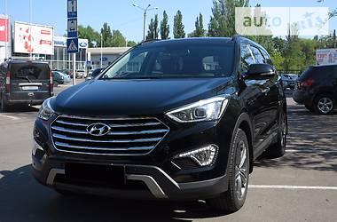 Hyundai Grand Santa Fe NAVI  2014