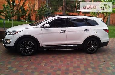 Hyundai Grand Santa Fe TOP NAVI 2014