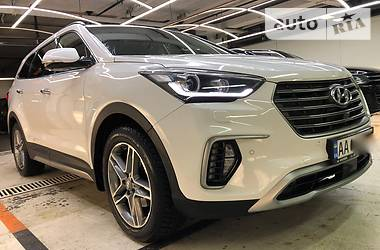 Hyundai Grand Santa Fe Long-VIP 2018