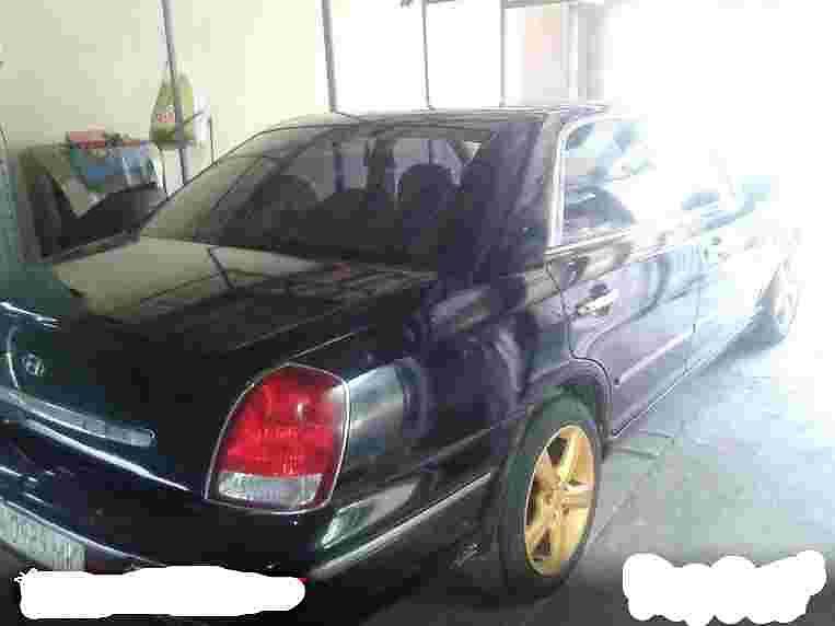 Hyundai GX