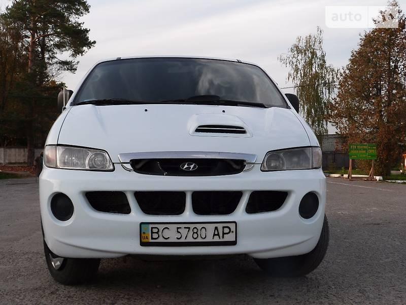 Hyundai H100 2003 року