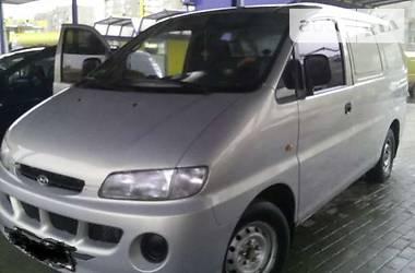 Hyundai H 200 груз.  2001
