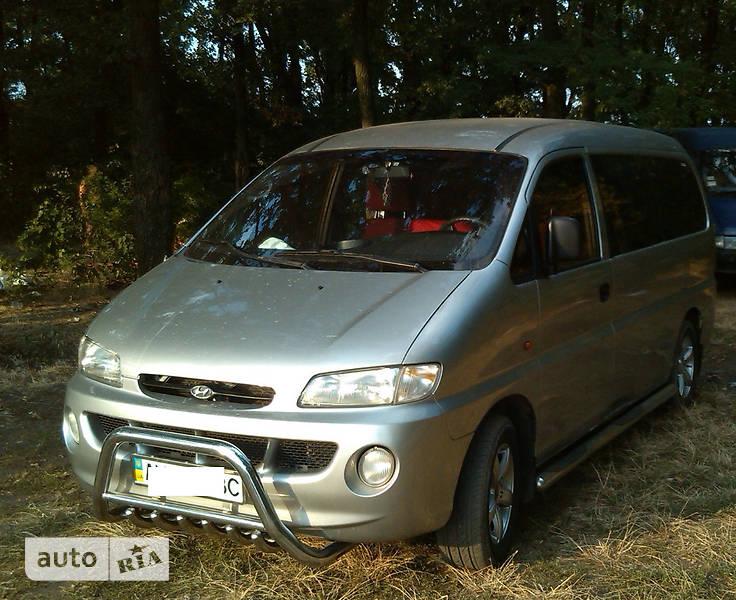 Hyundai H 200 пасс.