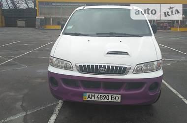 Hyundai H 200 пасс.  2004