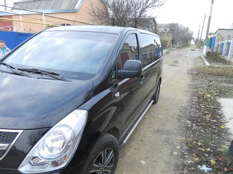 Hyundai H 300 пасс.