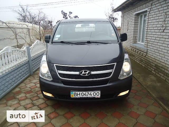 Hyundai H1 груз.