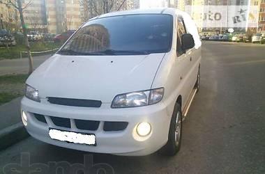 Hyundai H1 груз. short D4BH 2001