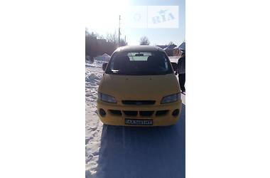 Hyundai H1 груз.  2000