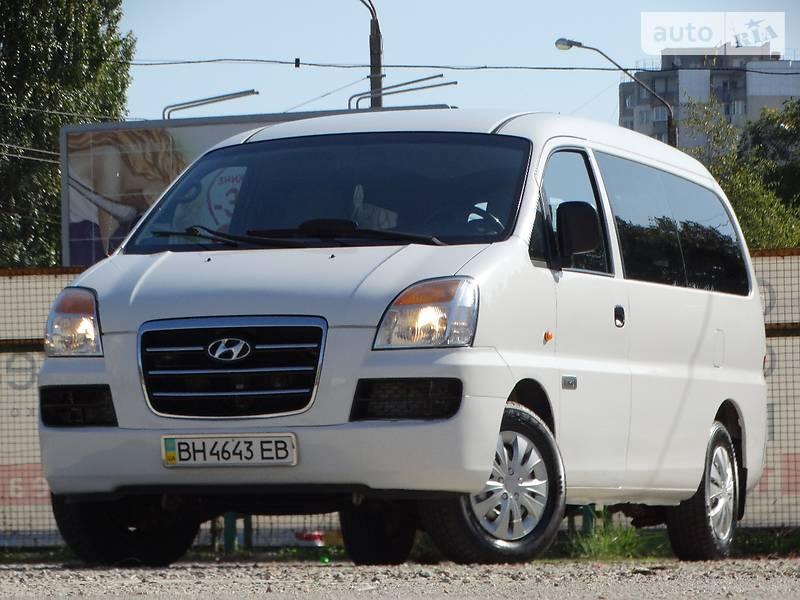 Hyundai H1 2008 года