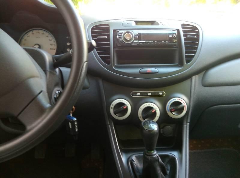 Hyundai i10 2008 года
