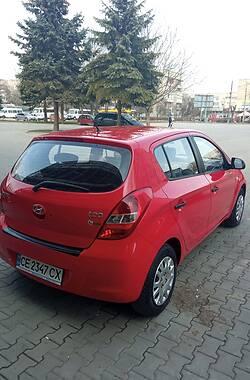 Hyundai i20 Ridna farba 2009