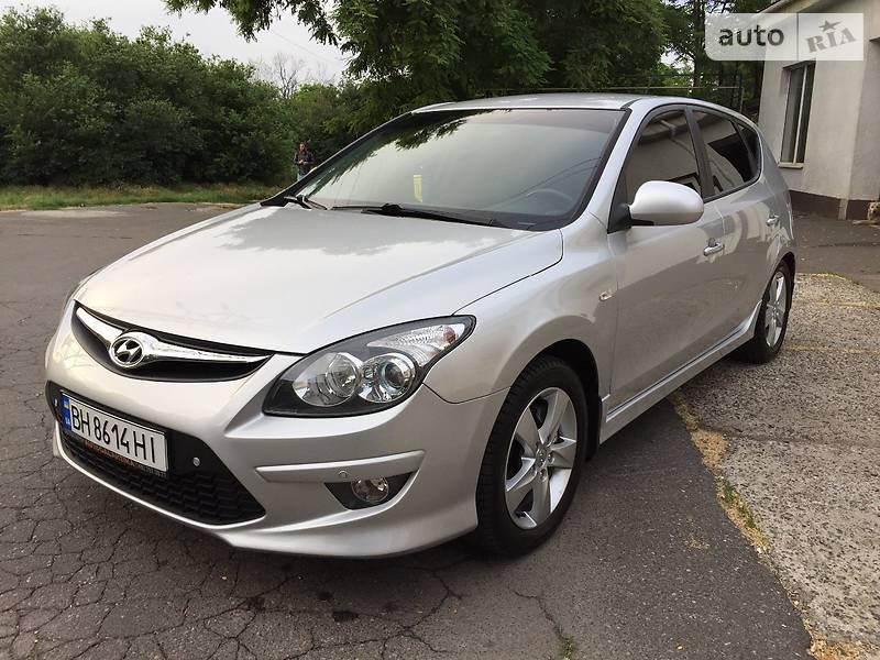 Hyundai - i30 - Технически характеристики, Разход на гориво