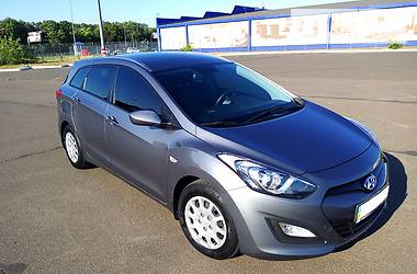 Hyundai i30 1.6 CRDI AT 2014