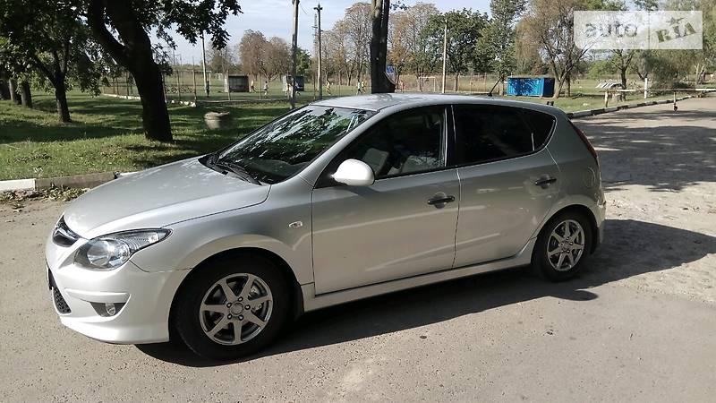 Hyundai i30 2010 року