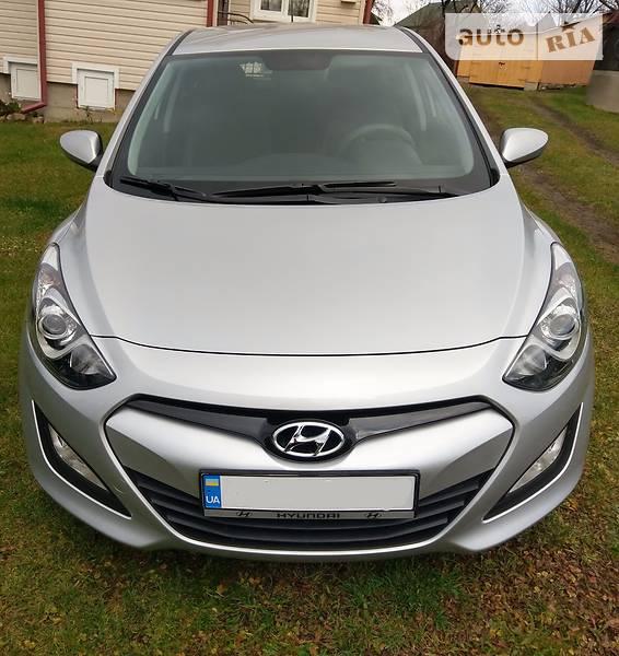 Hyundai i30 2014 року