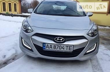 Hyundai i30 одна из полных компл 2014