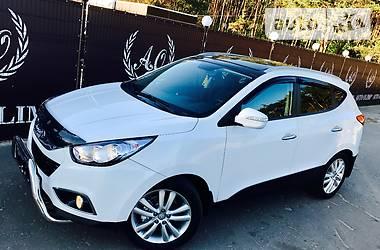 Hyundai IX35 2.0 D TOP 2013
