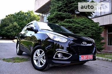 Hyundai IX35 Phantom Black CRDI 2014