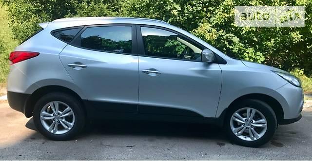 Hyundai ix35 2011 року